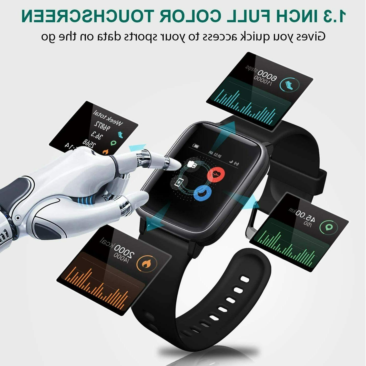 """Letsfit with Heart Rate Activity with 1.3"""""""