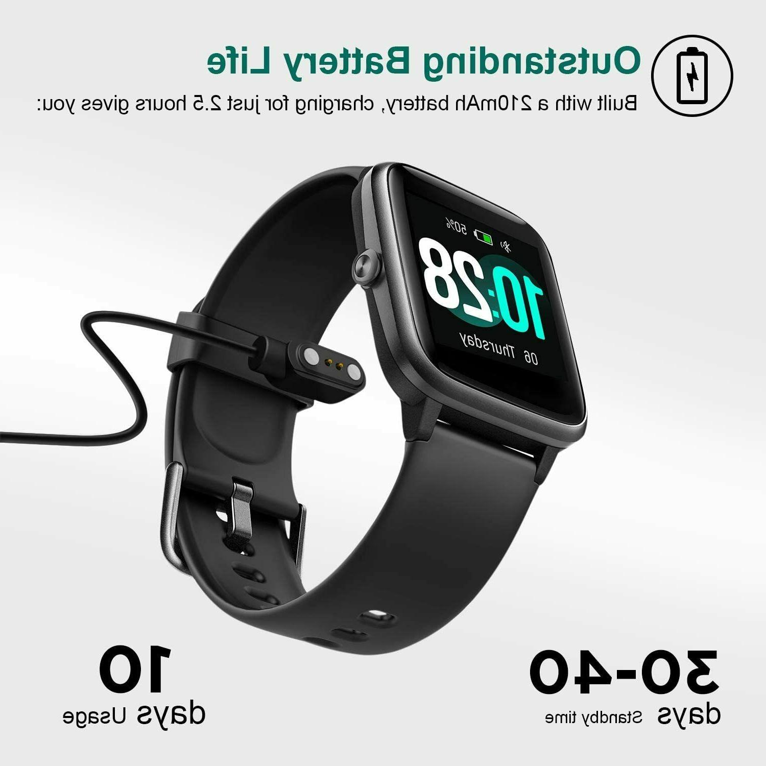 Letsfit with Heart Rate Monitor, Activity