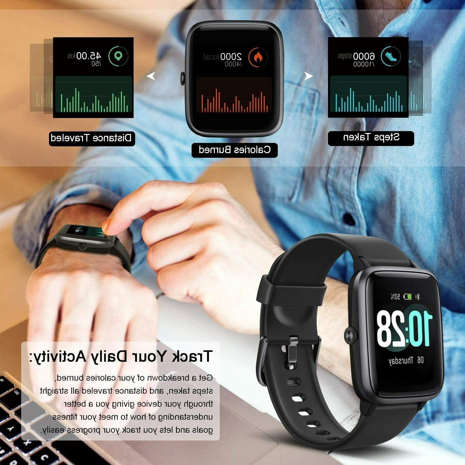 """with Rate Monitor, Activity Tracker 1.3"""""""