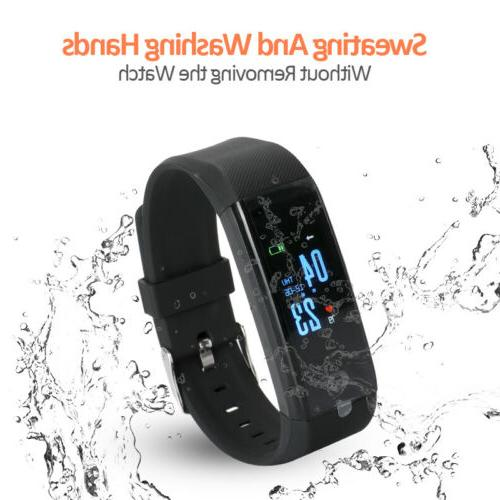 Smart Watch Activity Tracker for Men Kids Android iOS