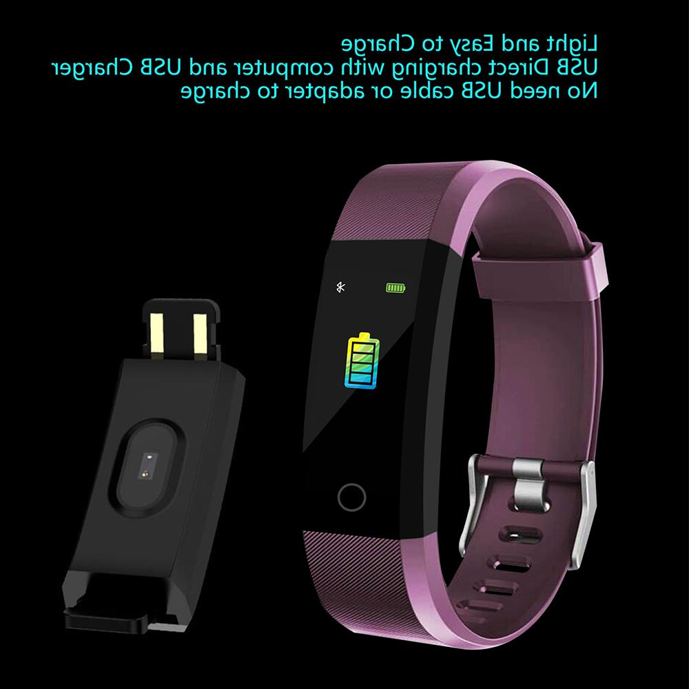 Watch Health rate band Waterproof Smart for Men