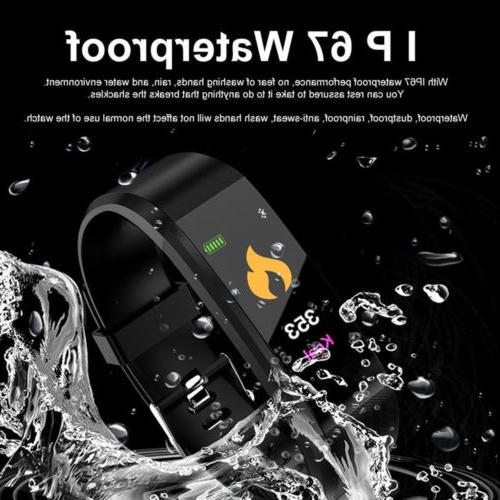 Sport Health Smart Watch Wrist Bracelet