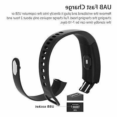 Sport Smart Band Heart Blood Pressure Fitness