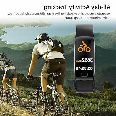 Sport Smart Watch Band Pressure Fitness Tracker Activity