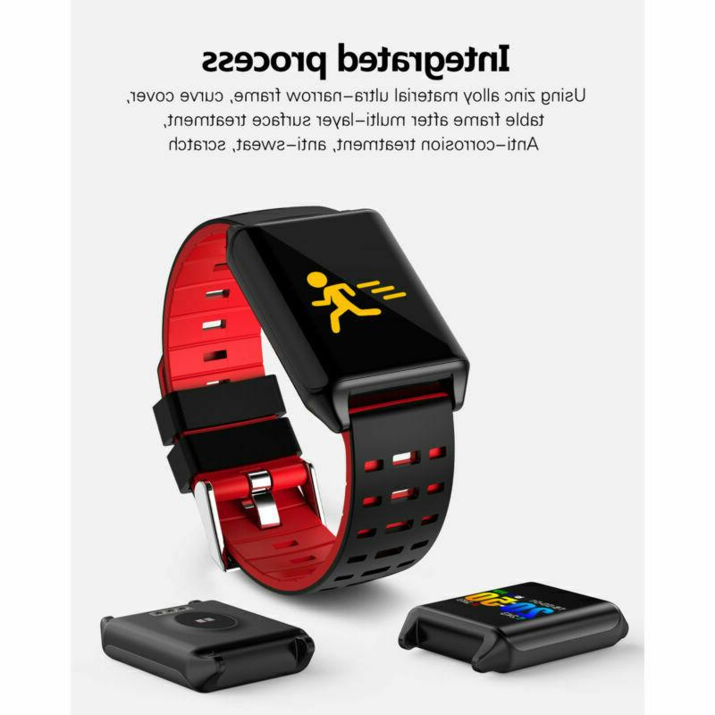 Sports Smart Watch Waterproof Activity Tracker Swimming for iOS