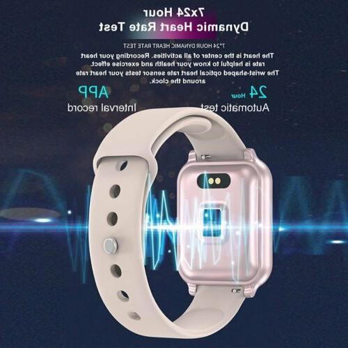 Touch Watch For iPhone Waterproof US