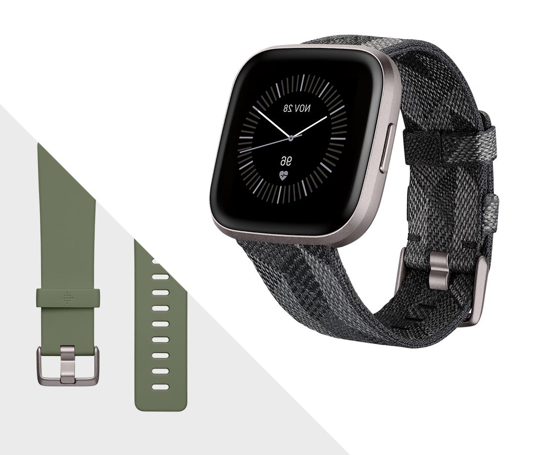 Fitbit Versa 2 and NEW Versa2
