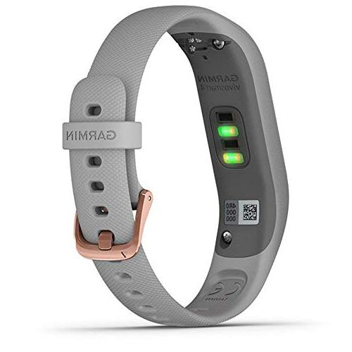 Garmin 4 with Rose Gold with Fitness