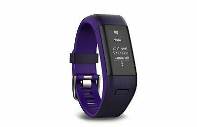 Garmin Fit Activity - Purple