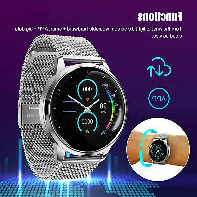 Waterproof Watch GPS Activity Rate For