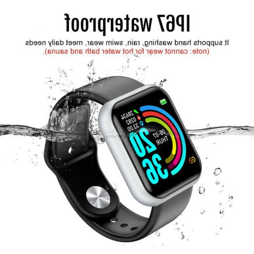 Waterproof Rate Tracker Fitness For