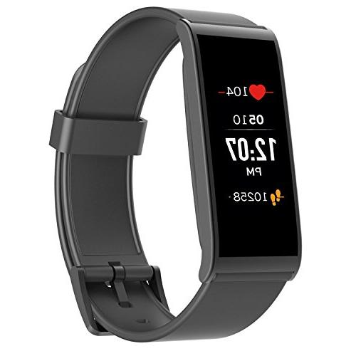 zefit4 hr fitness activity tracker with heart
