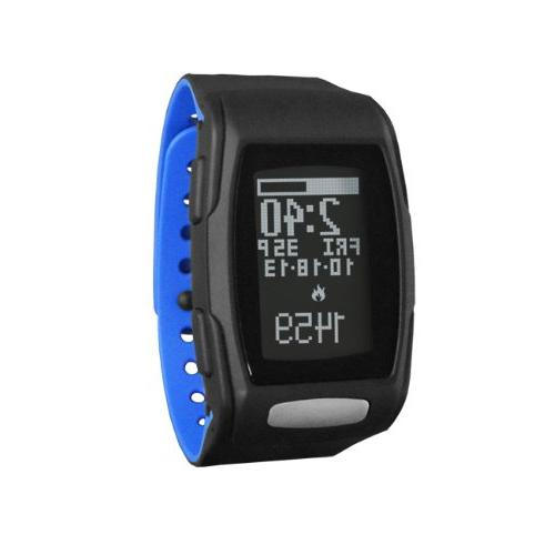 zone c410 heart rate watch