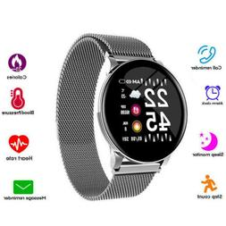 LEMFO Smart Watch Band Heart Rate Blood Pressure Sport Brace