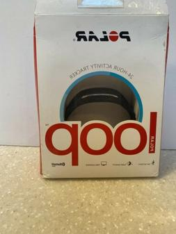 Polar Loop 24 Hour Activity Tracker New Bluetooth Excercise