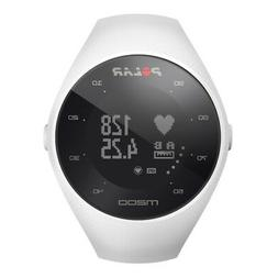 Polar M200 GPS Running White Waterproof Watch w/ Smart Notif