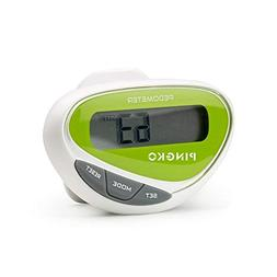 PINGKO Mini LCD Display Step Distance Calorie Counter Walkin