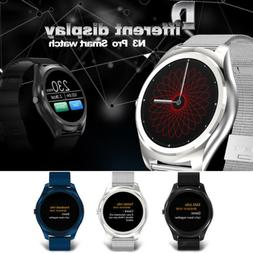 N3pro Smart Watch Heart Rate Monitor Sports Pedometer Activi