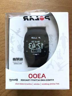 New Polar A300 Fitness and Activity Tracker w/ Heart rate Mo