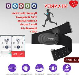 NEW Bluetooth Heart Rate Monitor Chest Strap Fitness Activit