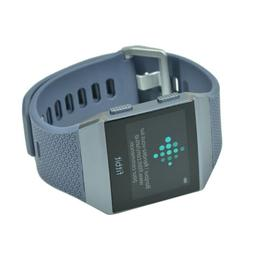NEW Fitbit Ionic Smartwatch Activity Tracker Charcoal/Smoke
