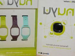 HEALTH O METER NUYU PERSONAL ACTIVITY MONITOR TRACKER & ACCE