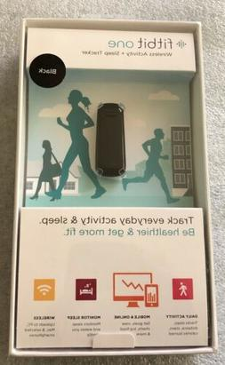 Fitbit One Wireless Activity and Sleep Tracker, Brand New Bl