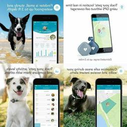Pet Dog Cat GPS Locator Tracker Tracking Device Activity Monitor No Monthly Fees