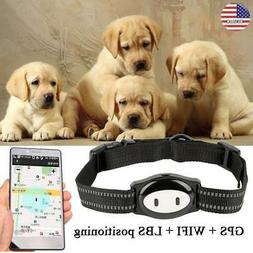 Pet GPS Collar Tracker Real Time Locator Activity Monitor Tr