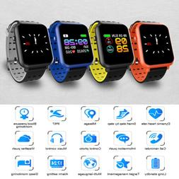 Q8Mini Smart Watch Blood Pressure Heart Rate Monitor Sports
