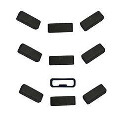 Replacement Band Keeper Fastener Ring for Garmin Vivosport B