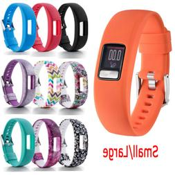 Replacement Silicone Wristband Band Strap for Garmin Vivofit