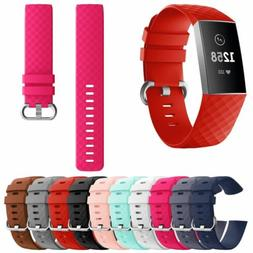 Replacement Soft Strap Bracelet Silicone Wristband Watch Ban