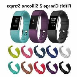 Replacement Wrist Band Strap For Fitbit Charge 2 Fitness Tra
