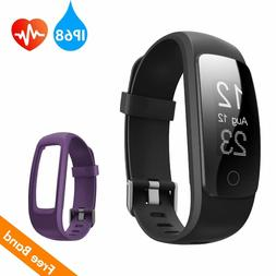 runme Fitness Tracker with 24/7 Activity and Sleep Tracking