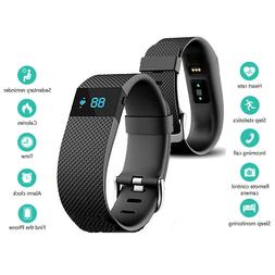 Sleep Sports Fitness Activity Tracker Smart Wrist Band Pedom