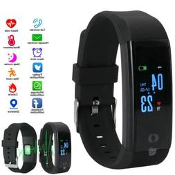 Smart Band Watch Bracelet Wristband Fitness Blood Pressure H