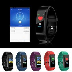 Smart Watch Activity Fitness Tracker Sports Heart Rate For i