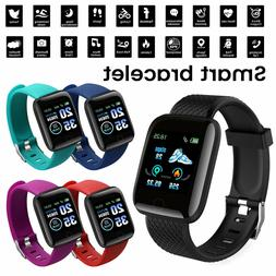smart watch bracelet heart rate blood fitness