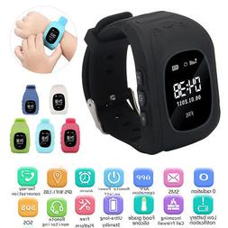 Smart Watch Q50 GPS SOS LBS Activity Tracker Phone Watch Ant
