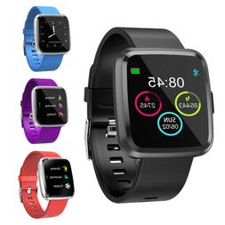 Smart Watch Y7P Sports Heart Rate Monitor For IOS&Android Fi