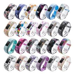Soft Silicone Watch Band Strap For Garmin VivoFit JR/JR2 Jun