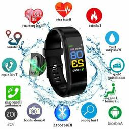 Sport Fitness Smart Watch Activity Tracker Heart Rate For Wo