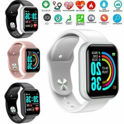 Sport Health Waterproof Fitness Smart Watch Activity Tracker