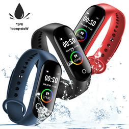 sport smart watch band heart rate oxygen