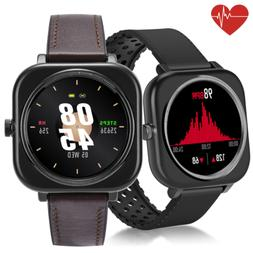 Sports Activity Sleep Tracker Heart Rate Fitness Pedometer B