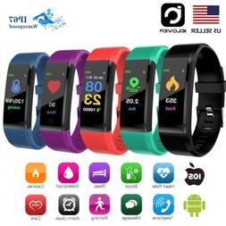 Sports Fitness Activity Tracker Smart Watch Bracelet Pedomet