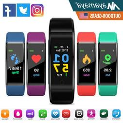 Sports Fitness Activity Tracker Smart Watch Fit**bit StyIe B