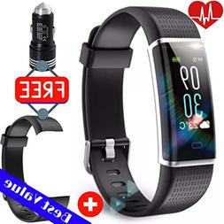 STAYFITUSA Fitness Tracker Color Screen HR,with Heart Rate M