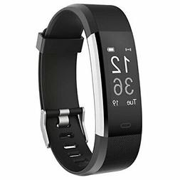 ITESLASZ Teslasz Fitness Tracker HR, IP67 Waterproof Fitness